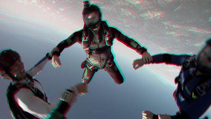 3d skydiving test team 4 loko