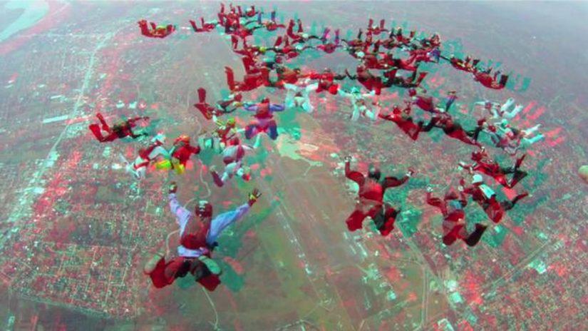 Record Paraguayo 3D