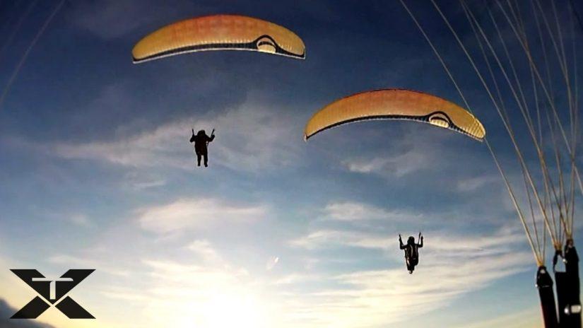 SCEN Speedflying Acro Paragliding