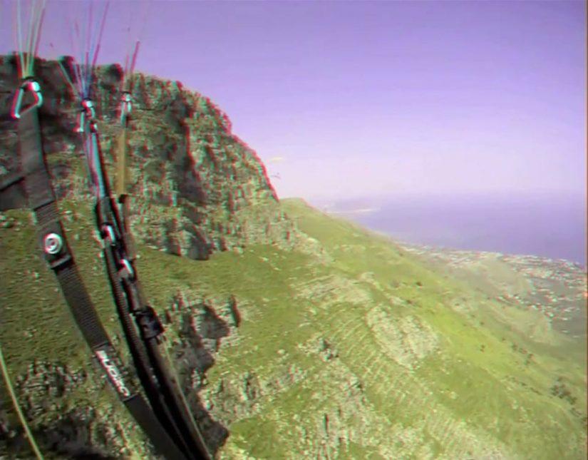 3D Paragliding Sicily 2012