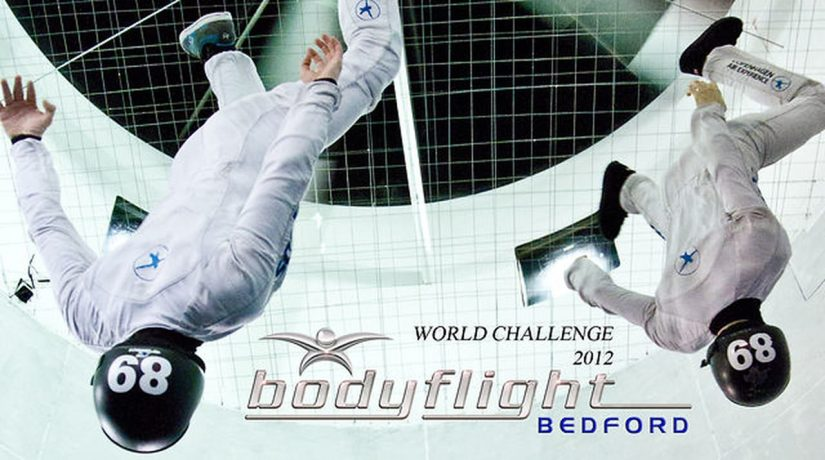 Bodyflight World Challenge 2012 FreeFly best teams