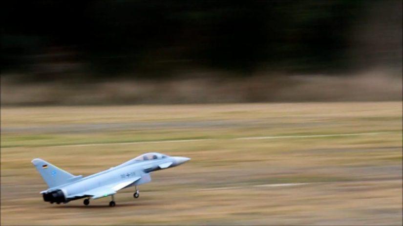 Eurofighter 42nd Flight
