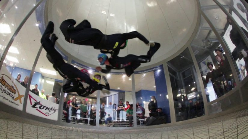XP Campionati Indoor Skydiving 2013