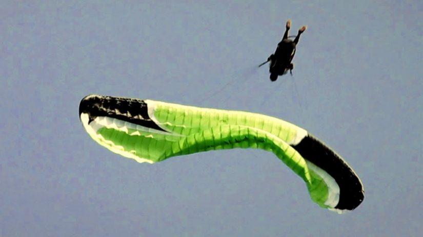 Niviuk Acro Paragliding Olivier Fritz