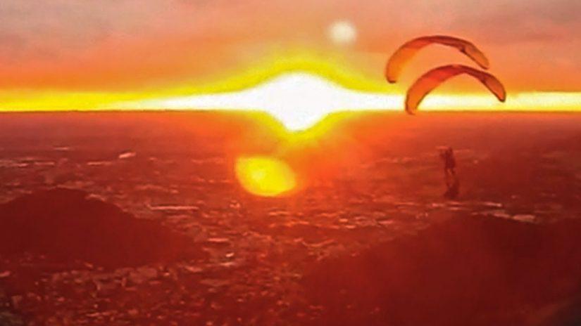 Awake Freestyle Paragliding