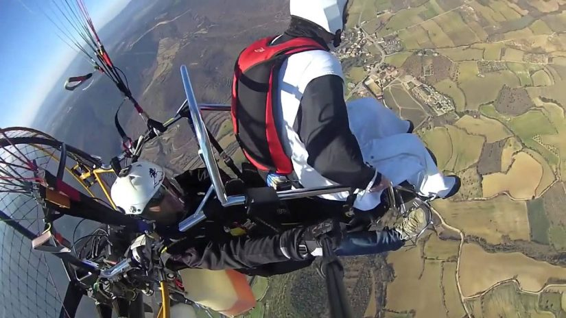 ANSIA SKYBASE Week End Basejump from a PPG
