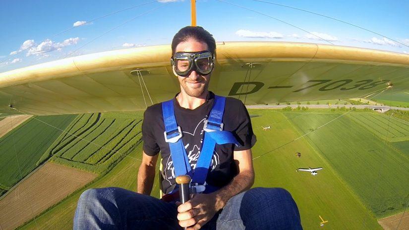Open Air Glider