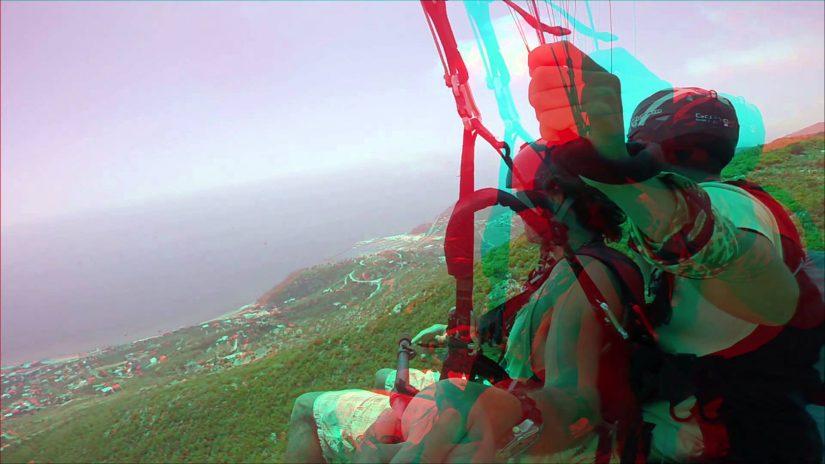 Ulusky Paragliding 3D