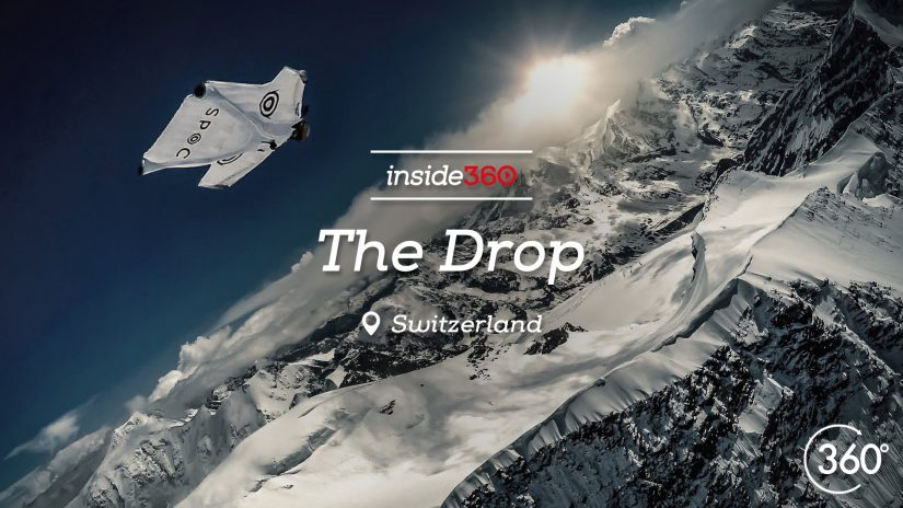 The Drop A Cinematic VR Wingsuit Experience