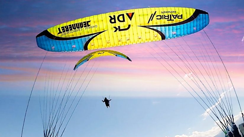 Parapente Acro 2016 Cat Acro Team
