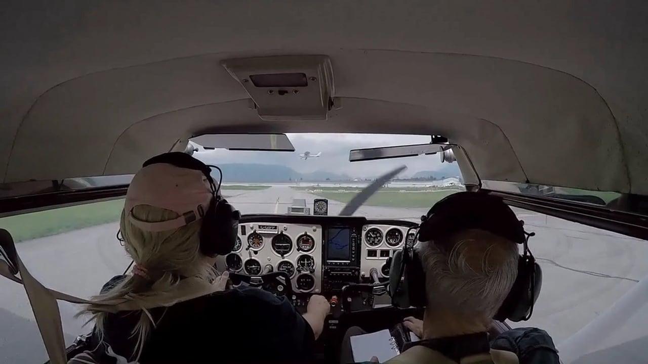 Coast Mountains & Fraser Valley Flight