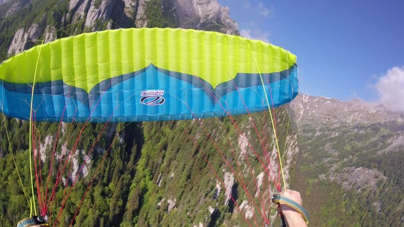 Unreal Speedflying in Dreamland Romaniacs