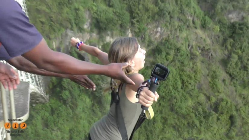 Bungee Jumping Victoria Falls Gezgin Yogini
