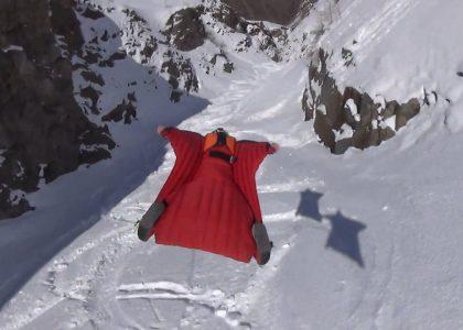 Denivelator Wingsuit a Tribute to Brian Drake