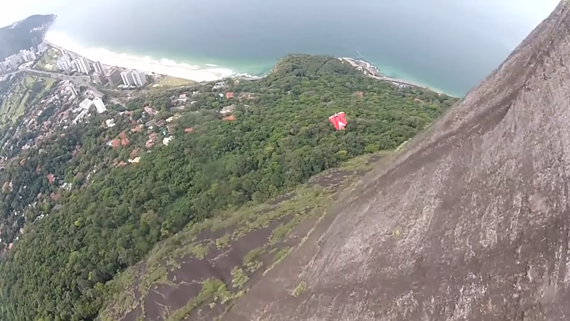 Screenshotter PEOPLEAREAWESOME2018BESTOFFASTWingsuitMUSTWATCH 3'15""