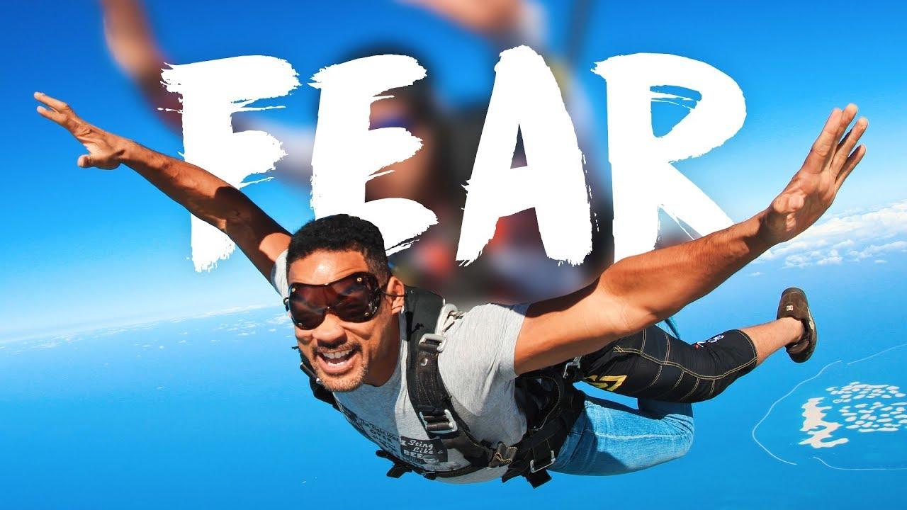 Will Smith und seine erste Skydiving Erfahrung