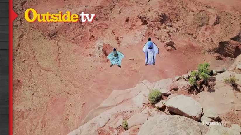 The Progression of Wingsuit Flying Pushing the Limits
