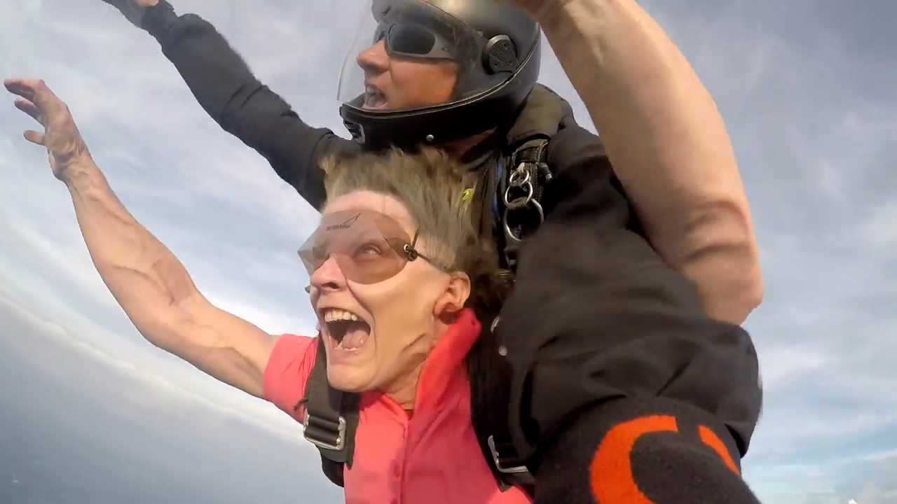 Tandem Jump From Tennessee!