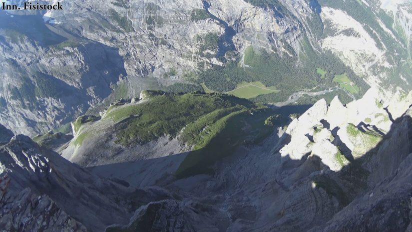 Wingsuit terain flying 2018 part1 The art of falling