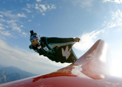 HERO7 Black Marshall Miller Wingsuits with DRACO