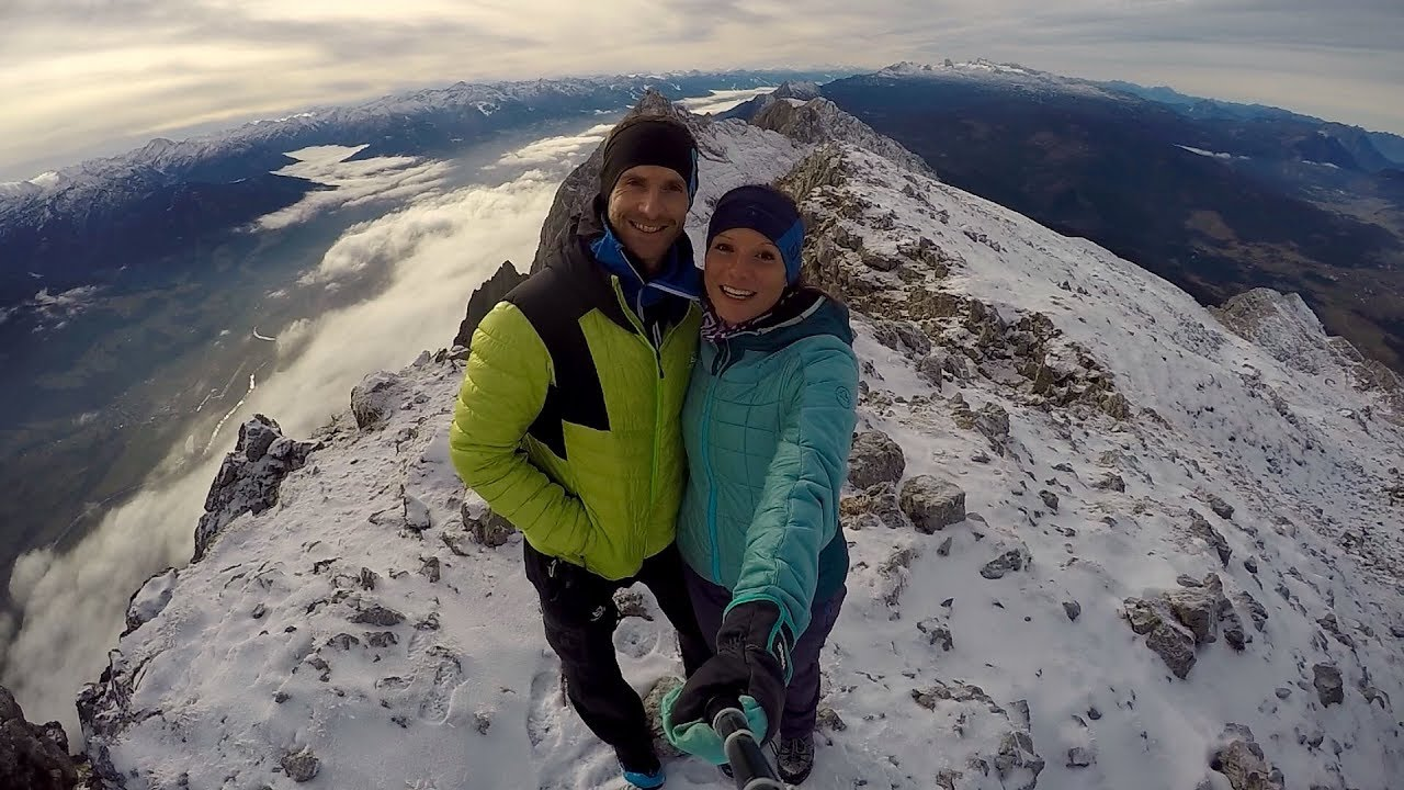 Paragliding with your better half