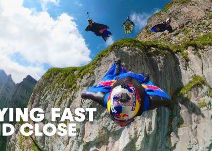 Sub Terrain Wingsuit Flying Miles Above 3.0