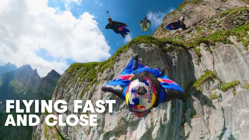 Sub Terrain Wingsuit Flying Miles Above 3.0