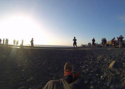 Smooth LZ the beach