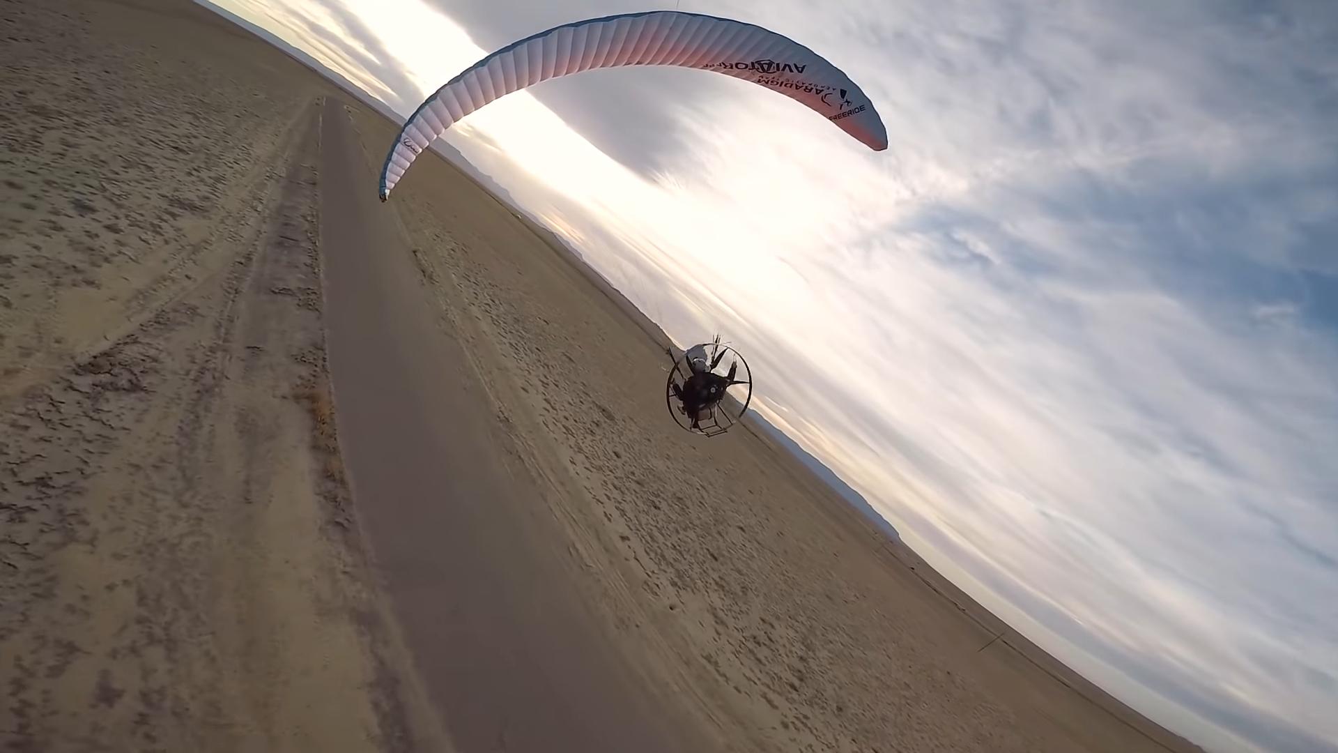 "Screenshotter Flyingovera27millionyearoldvolcaniccore 2'55"""