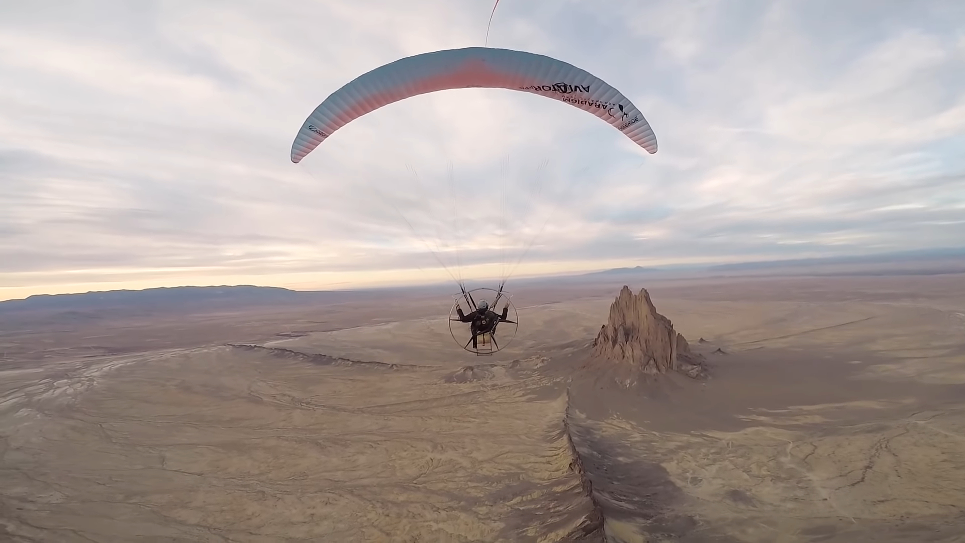 "Screenshotter Flyingovera27millionyearoldvolcaniccore 5'41"""