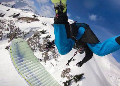 Speedflying Jchelspitze