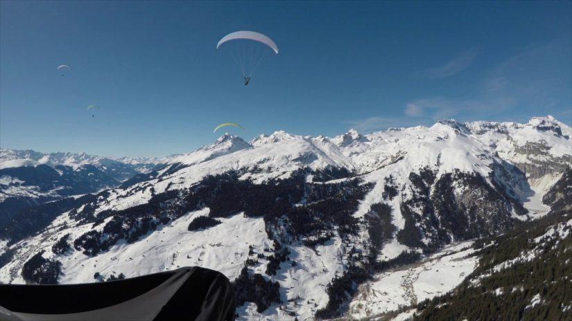 Paragliding flims 2019 swissleague cup