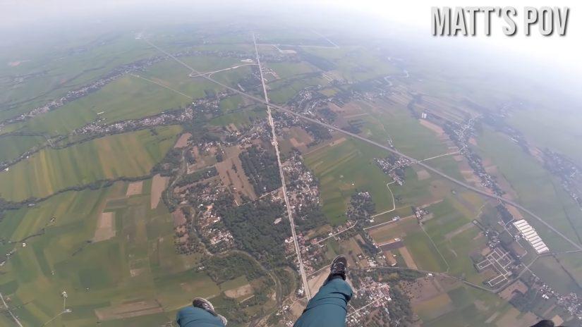 """Screenshotter JUMPINGSOLOFORMYFIRSTEVERSKYDIVEMGLifestyleVlog6 6'14"""""""