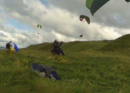 Paragliding 2017
