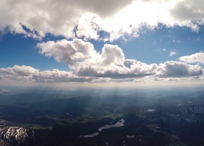 Ambient paragliding 2