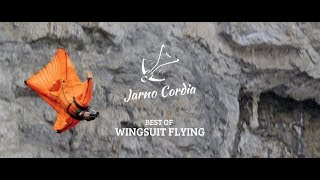 Best of Wingsuit Flying Jarno Cordia